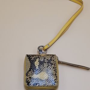 Carabiner Necklace Pouch
